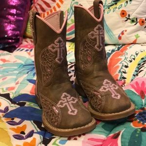 Blazon Roxx Toddler cowgirl boots